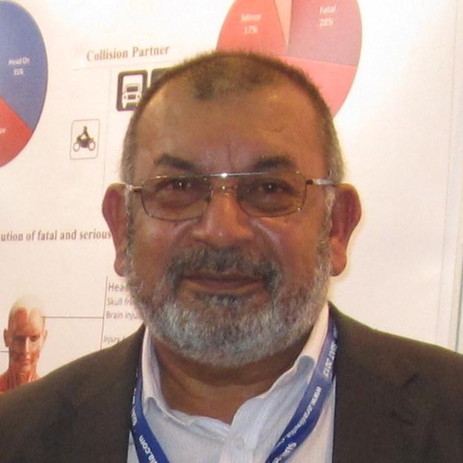 Dr Ahamedali M. Hassan